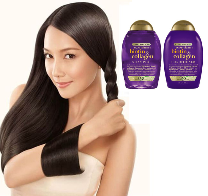 Collagen And Biotin Shampoo